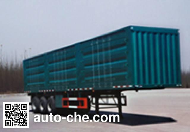Lufeng ST9407X box body van trailer