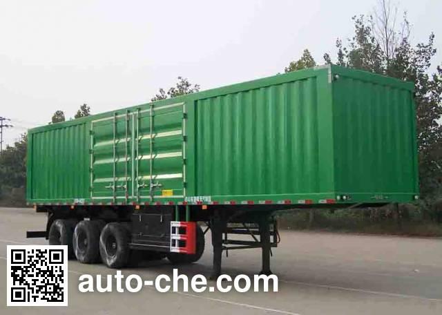 Lufeng ST9408X box body van trailer
