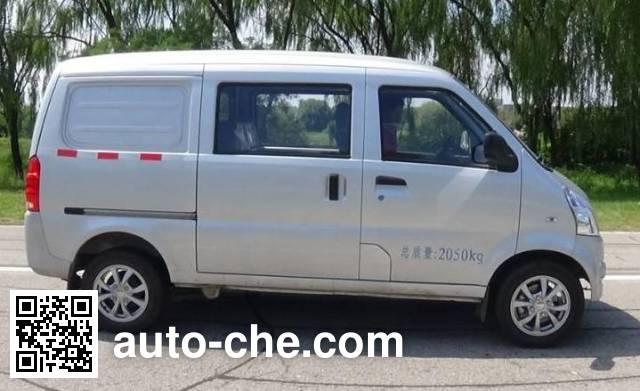 Tongjiafu STJ5022XXYEV1 electric cargo van
