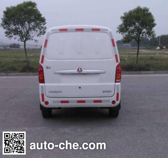 Tongjiafu STJ5024XXYEV1 electric cargo van