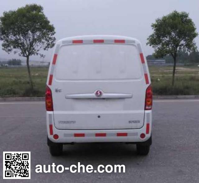 Tongjiafu STJ5026XXYEV1 electric cargo van