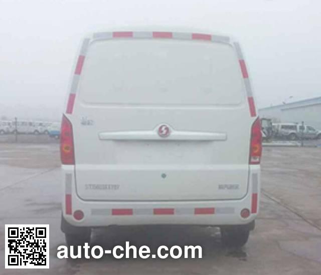 Tongjiafu STJ5029XXYEV electric cargo van