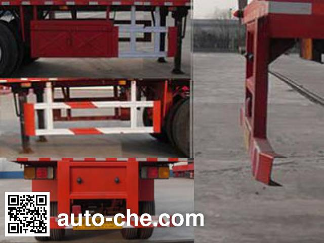 Daxiang STM9330TPB flatbed trailer