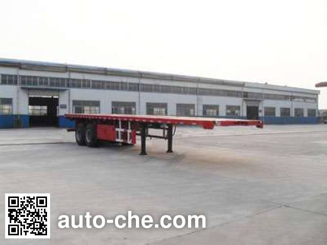 Daxiang STM9350TPB flatbed trailer