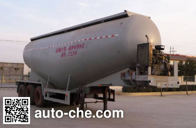 Daxiang STM9400GXH ash transport trailer