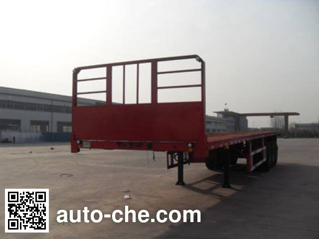 Daxiang STM9400P flatbed trailer