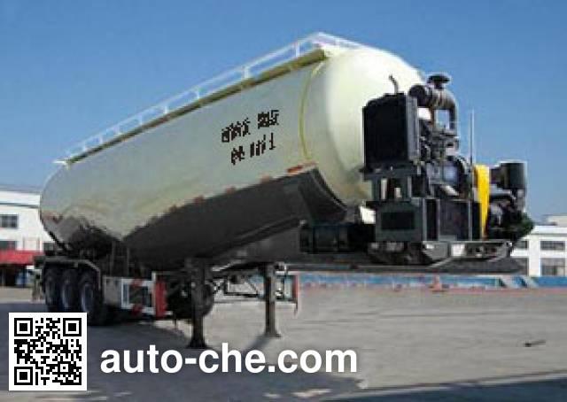 大翔牌STM9403GFL粉粒物料运输半挂车