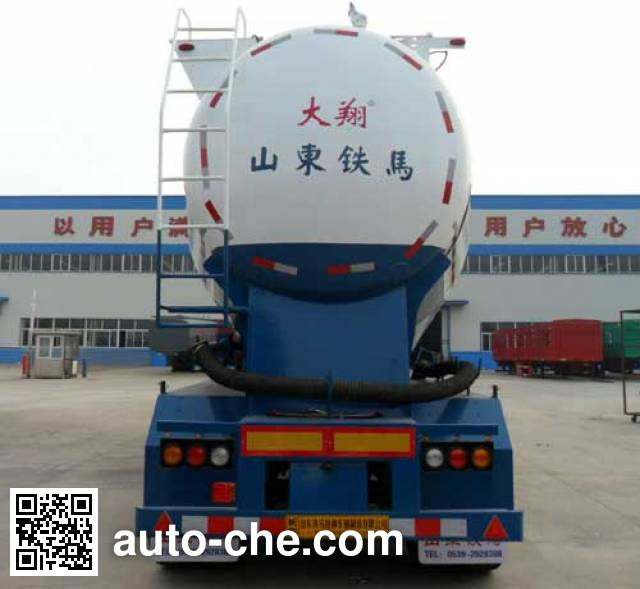 Daxiang STM9405GXH ash transport trailer