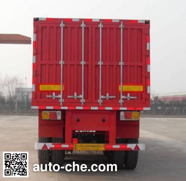 Daxiang STM9407XXY box body van trailer