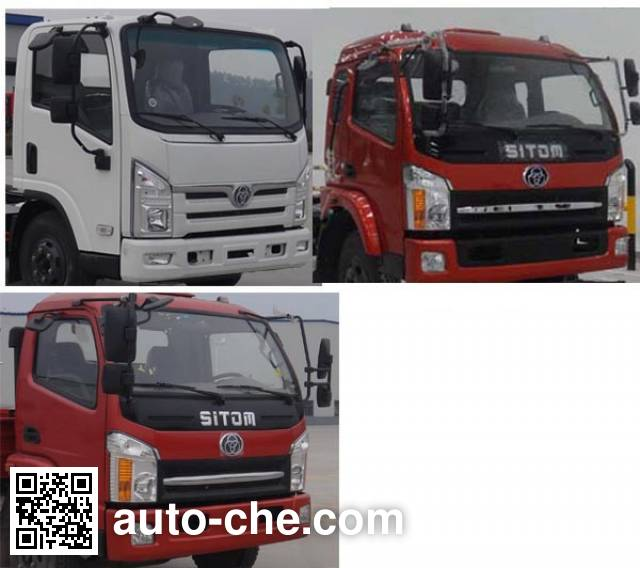 Sitom STQ1047L02Y1N5 truck chassis