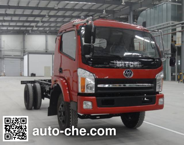 十通牌STQ1071L02Y1N5载货汽车底盘