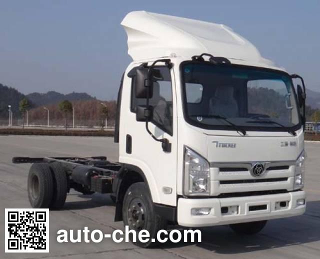 Sitom STQ1074L02Y1NBEV electric truck chassis
