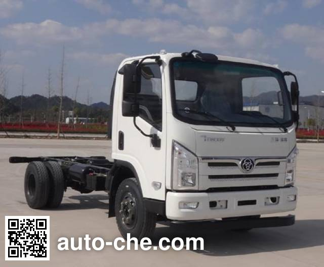 Sitom STQ1103L02Y1N5 truck chassis