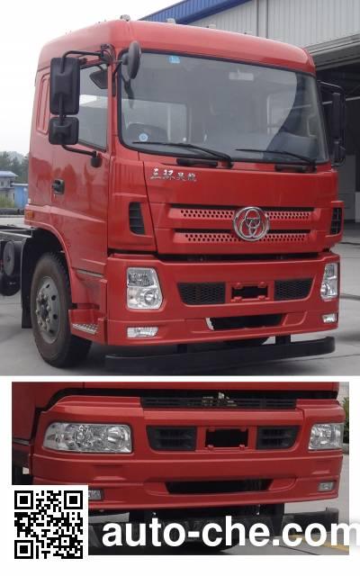 十通牌STQ1168L08Y2N5载货汽车底盘