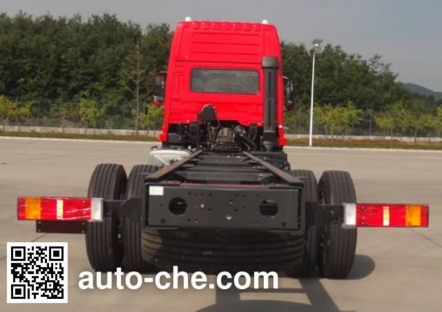 Sitom STQ1181L16Y4N5 truck chassis