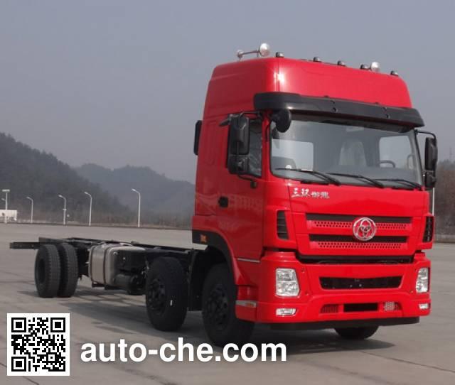 Sitom STQ1253L13Y3D5 truck chassis