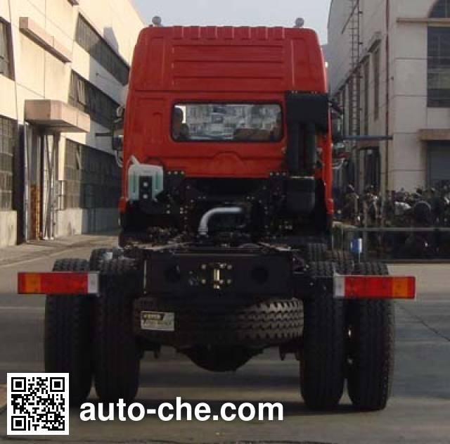 十通牌STQ1311L16Y4A5载货汽车底盘