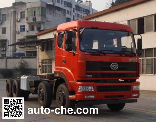 十通牌STQ1311L16Y4B5载货汽车底盘