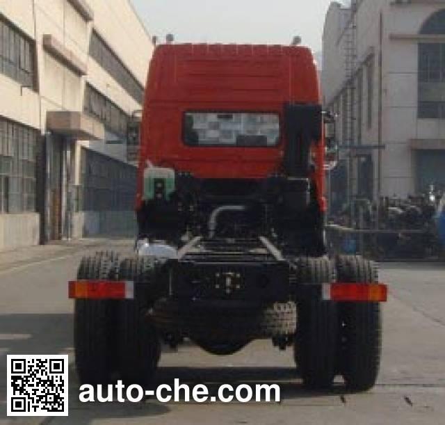 十通牌STQ1312L16Y3B4载货汽车底盘