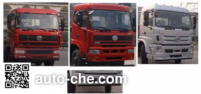 Sitom STQ1319L16Y4B5 truck chassis