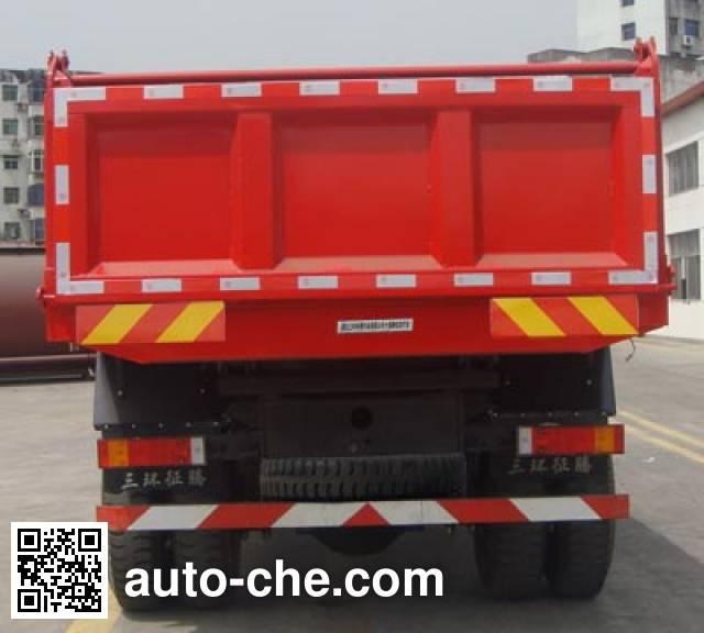 Sitom STQ3161L7Y414 dump truck