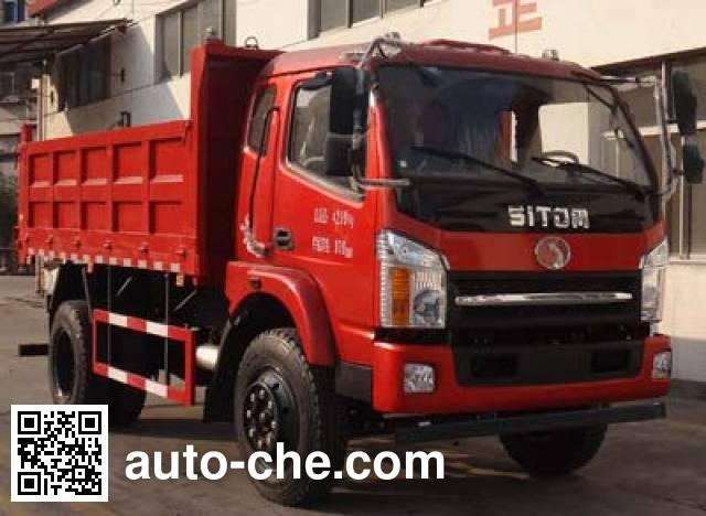 Sitom STQ3168L4Y34 dump truck