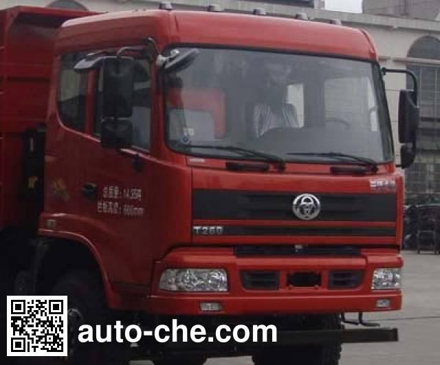 十通牌STQ3252L6Y6D04自卸汽车