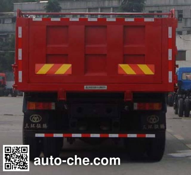 十通牌STQ3311L16Y5B4自卸汽车