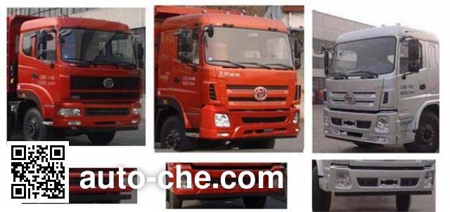 十通牌STQ3315L16Y4B5自卸汽车