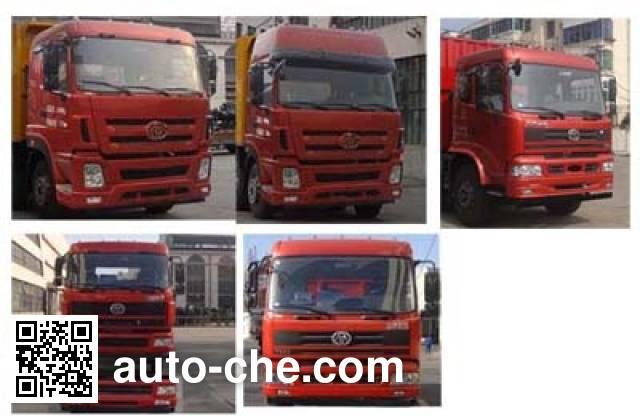Sitom STQ3315L16Y4B14 dump truck