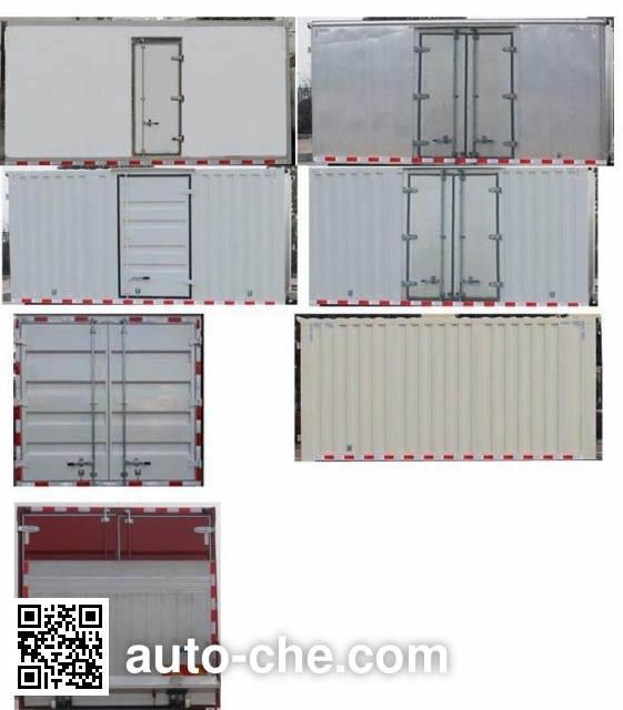 Sitom STQ5041XXYNBEV electric cargo van