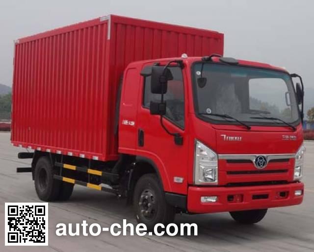 十通牌STQ5043XXYN5厢式运输车