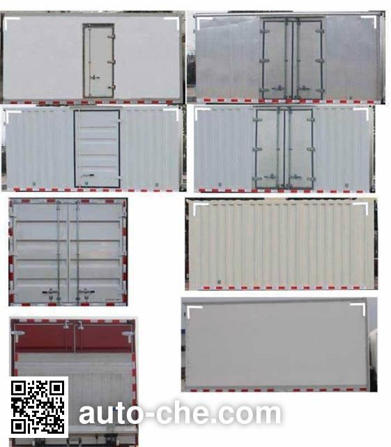 Sitom STQ5043XXYNBEV2 electric cargo van