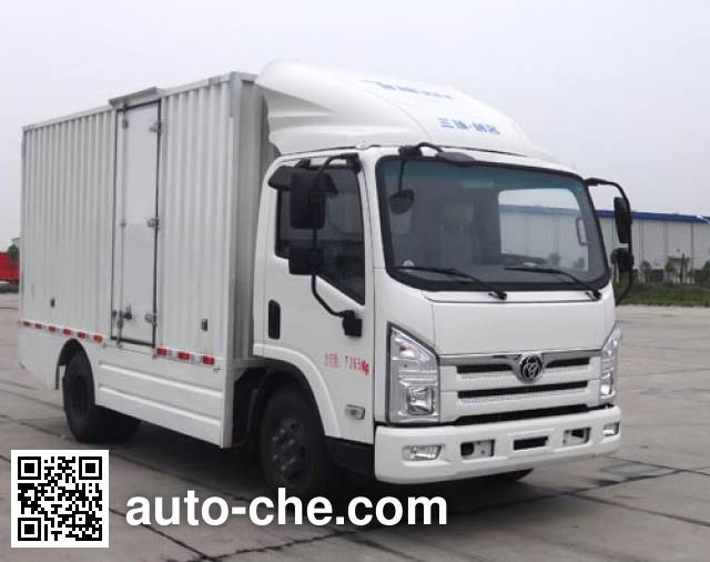 Sitom STQ5074XXYNBEV electric cargo van