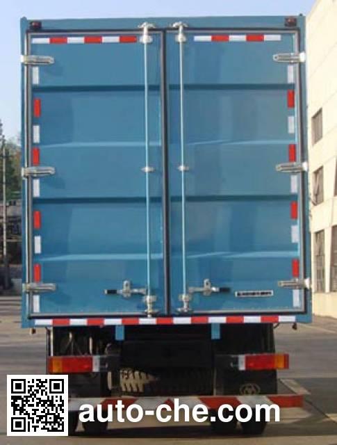 十通牌STQ5102XXYN4厢式运输车