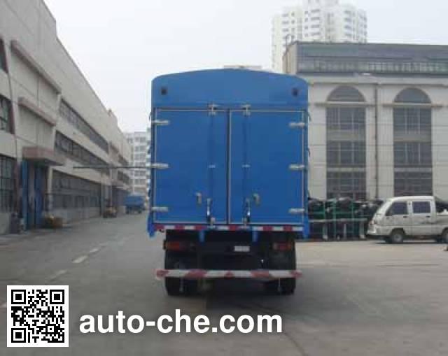 十通牌STQ5121CCQ3畜禽运输车