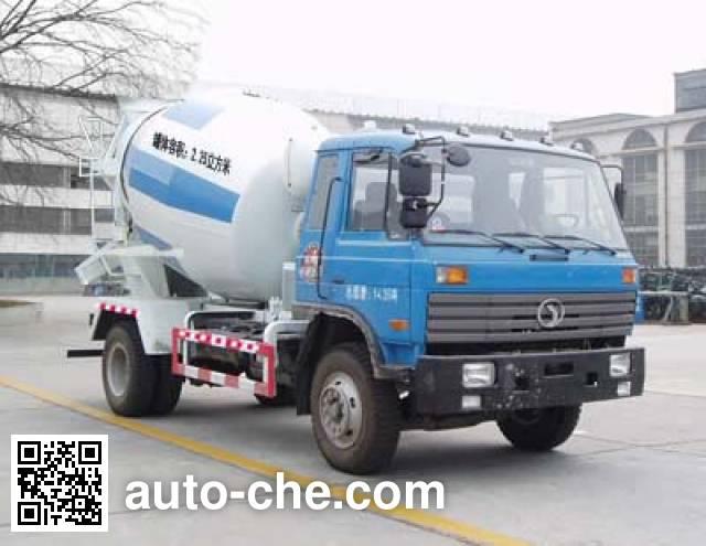 十通牌STQ5121GJB混凝土搅拌运输车