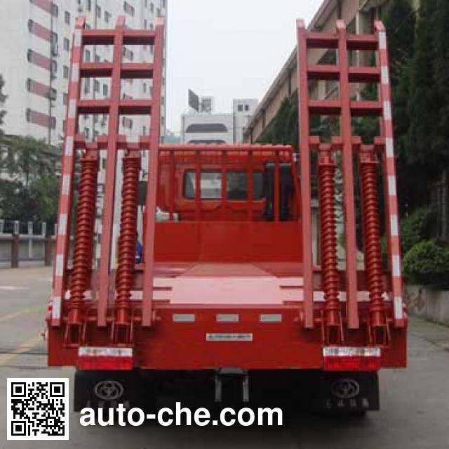 十通牌STQ5121TPBN4平板运输车