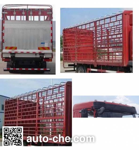 十通牌STQ5161CCQN5畜禽运输车
