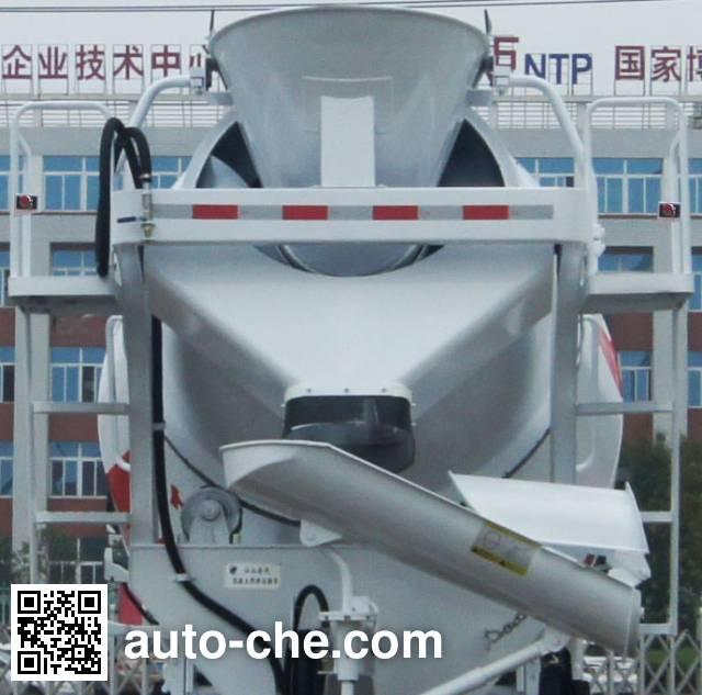 十通牌STQ5161GJBN5混凝土搅拌运输车