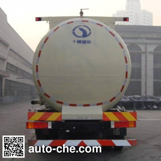 十通牌STQ5164GFL4低密度粉粒物料运输车