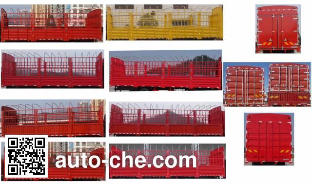 Sitom STQ5201CCYD5 stake truck