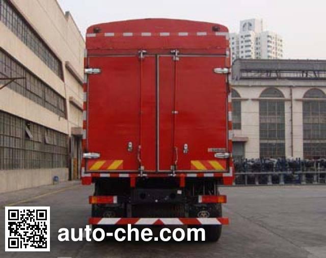 十通牌STQ5202CCQ3畜禽运输车