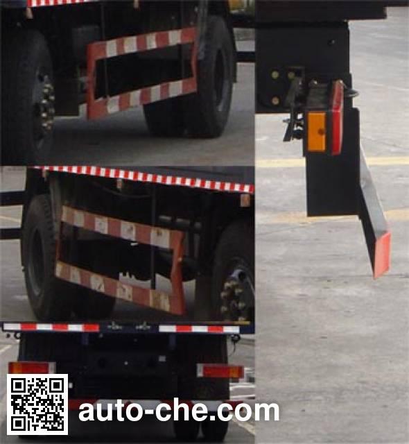 十通牌STQ5206XXY24厢式运输车