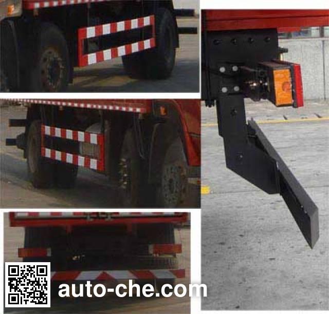 Sitom STQ5250XXY3D4 box van truck