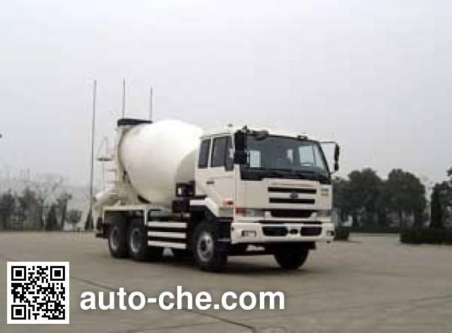 十通牌STQ5251GJB混凝土搅拌运输车