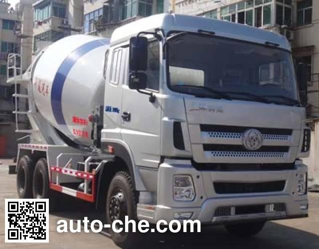 十通牌STQ5252GJB14混凝土搅拌运输车