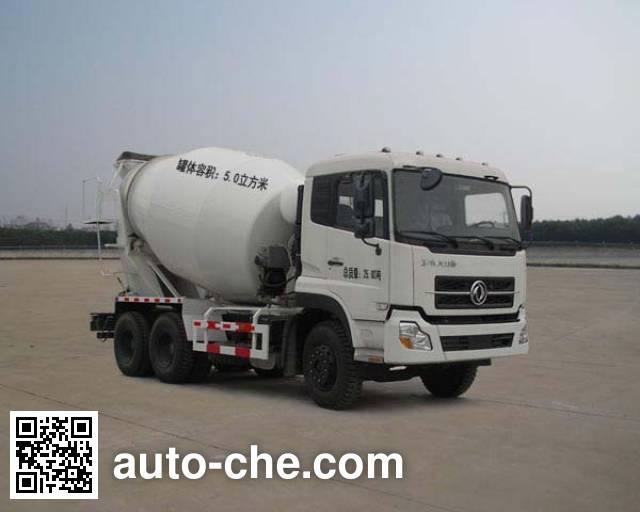 十通牌STQ5255GJBS3混凝土搅拌运输车