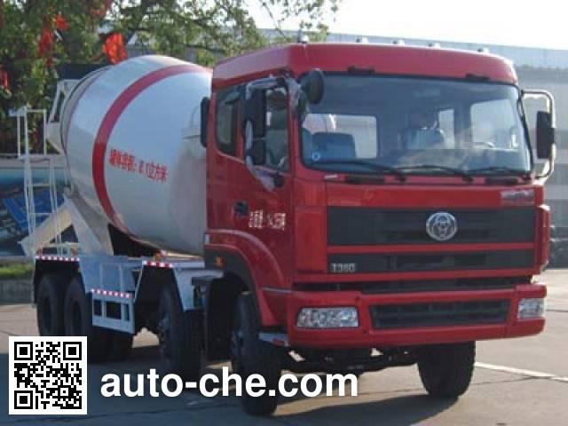 十通牌STQ5310GJB混凝土搅拌运输车