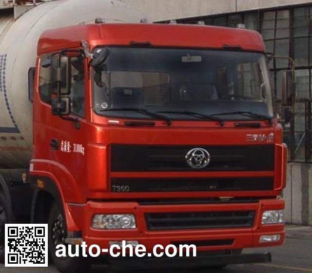 十通牌STQ5318GFLB4低密度粉粒物料运输车